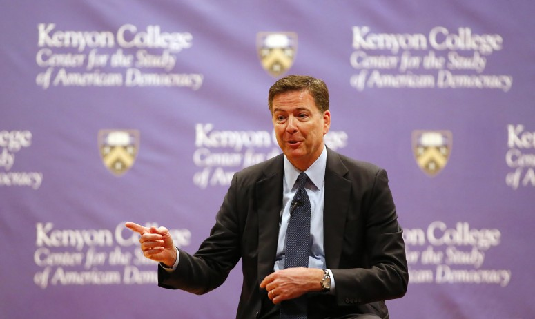 Comey hearing: Former FBI director talks about Russia interference in US Presidential Election