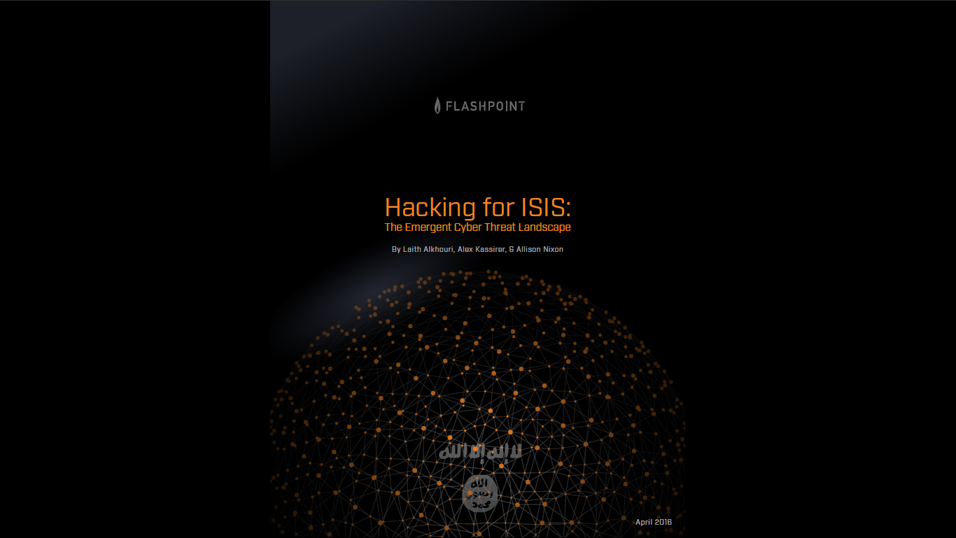 Analyzing Cyber Capabilities of the ISIS