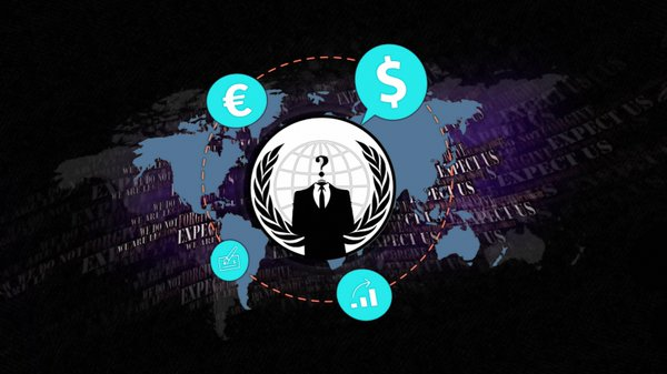 OpIcarus: Anonymous crusade against the sick banking industry