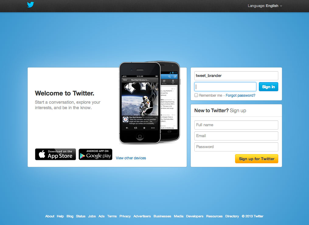 Twitter resets account login credentials for exposed accounts