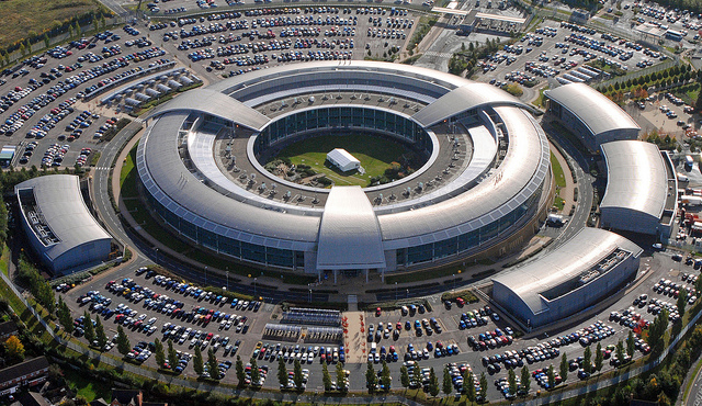 British MPs emails are routinely accessed by GCHQ