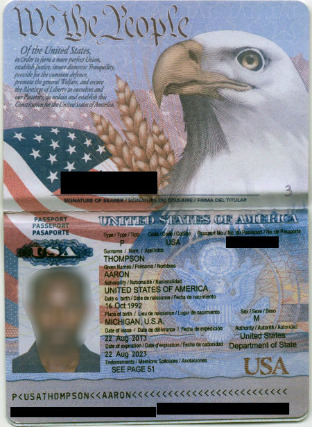How to Spot a Phony Passport