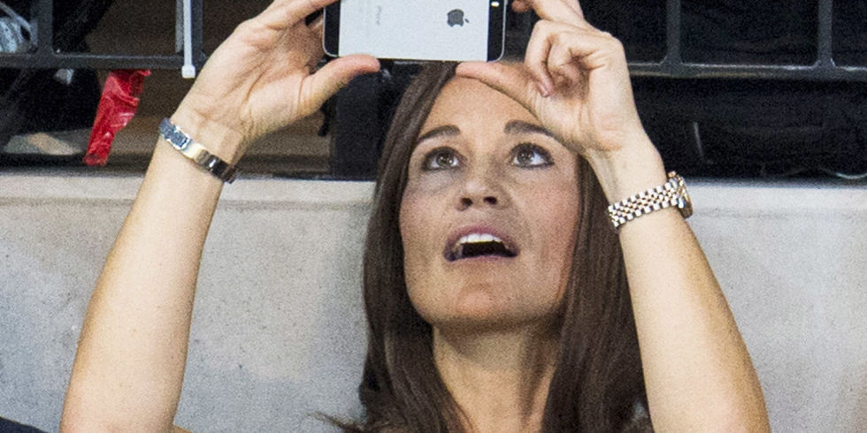 Pippa Middleton private photos stolen in an Apple iCloud hack