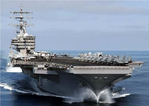 Chinese hackers targeted officials visiting the USS Ronald Reagan vessel