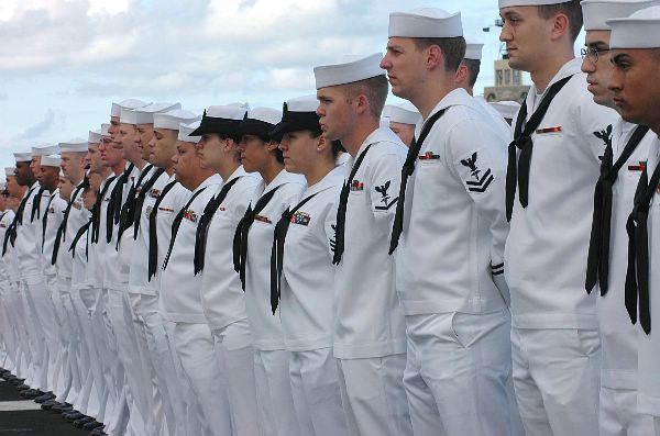 Personal data of 134,000 United States Navy sailors leakedSecurity ...