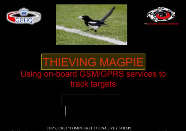 Thieving Magpie allows NSA spies to snoop on in-flight mobile calls