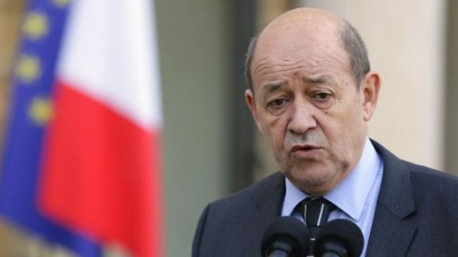 French Minister Le Drian on cyber espionage: France is not immune, ready to hack back