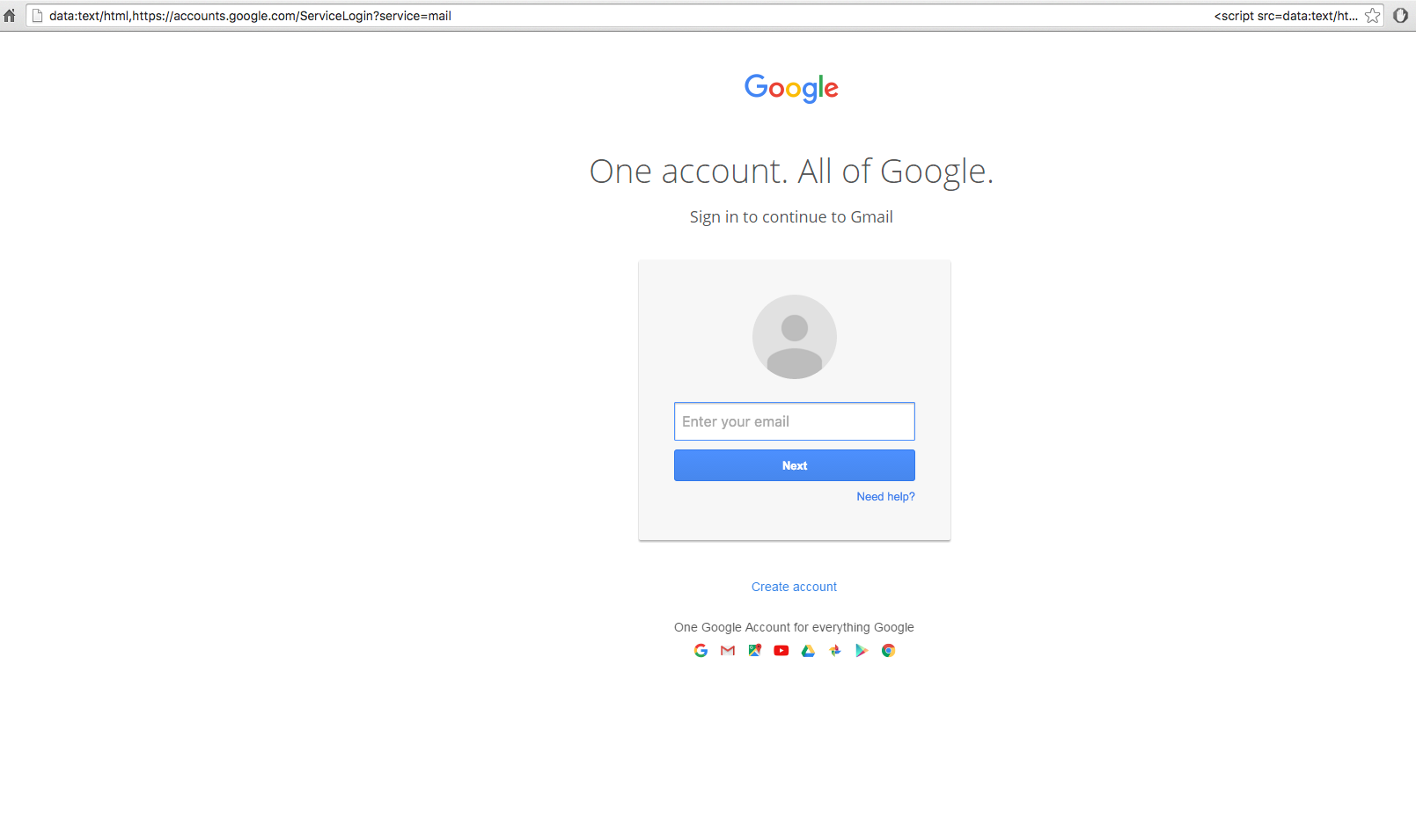 Insidious phishing attack leverages on fake attachments to steal Gmail credentials