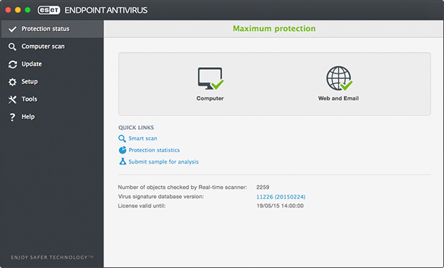 A Flaw In Eset Endpoint Antivirus Allows To Hack Apple