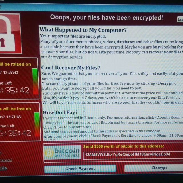 Flashpoint experts believe WannaCry authors speak Chinese after a linguistic analysis
