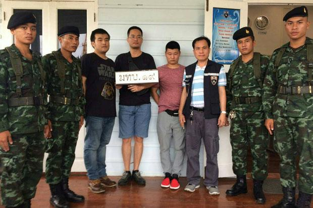 Thailand: police raided massive click farms with more 500k SIM cards