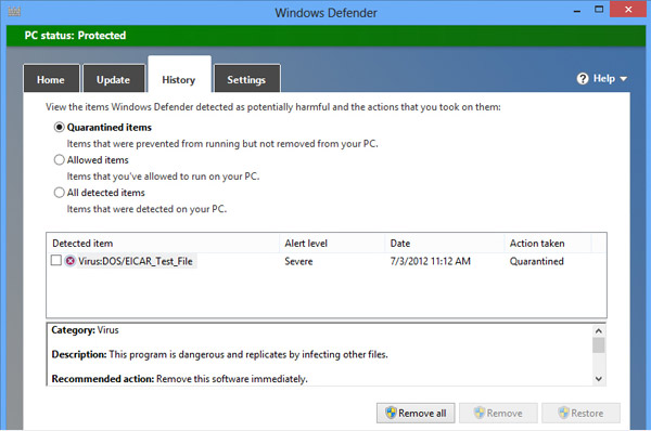 Google Hacker found a new way to bypass Microsoft Windows Defender