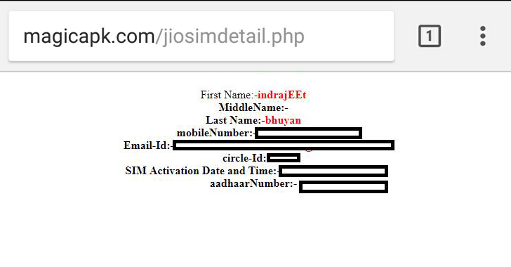 Reliance Jio systems allegedly hacked. It should be the biggest breach of personal data ever in India