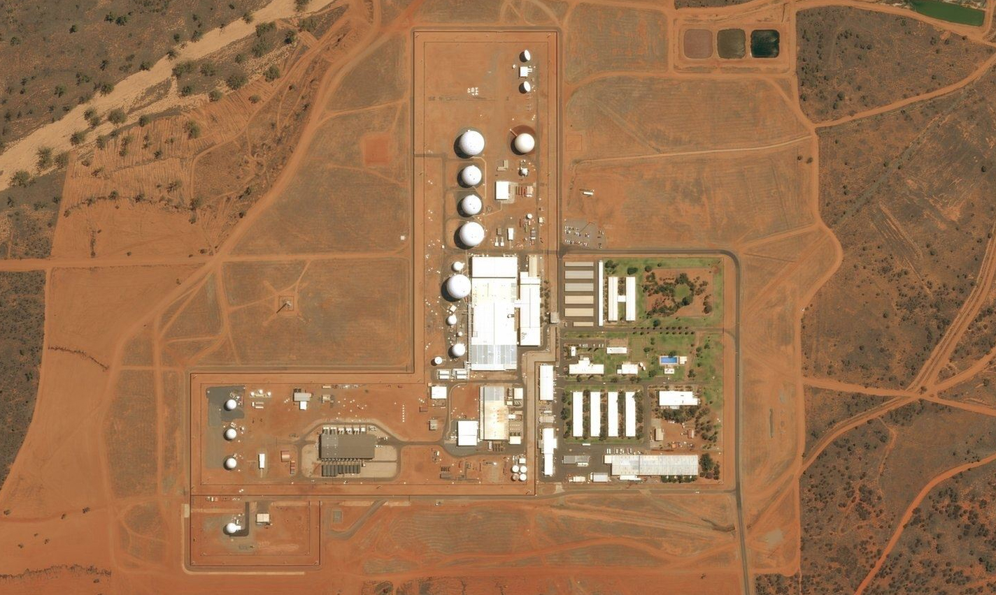 New Snowden Docs reveal the NSA spy hub Pine Gap in Australia