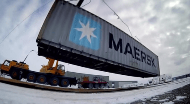 NotPetya ransomware caused $300m losses to the shipping giant Maersk