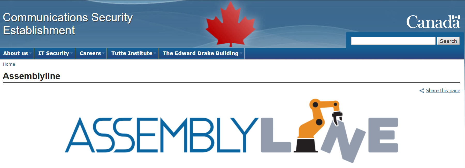 Assemblyline– Canada's CSE intelligence Agency releases its malware analysis tool