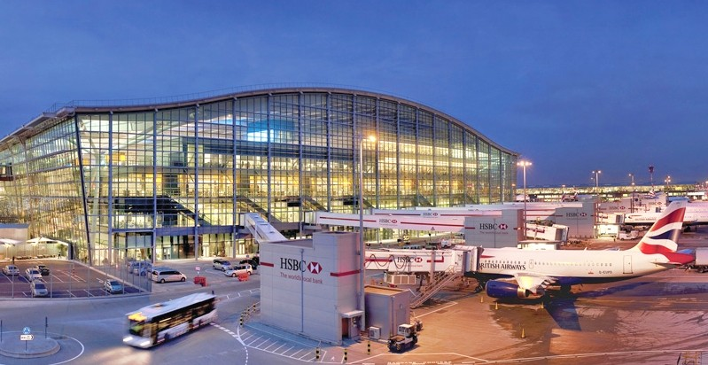 Investigation Underway at Heathrow Airport After USB Drive Containing Sensitive Security Documents Found on Sidewalk