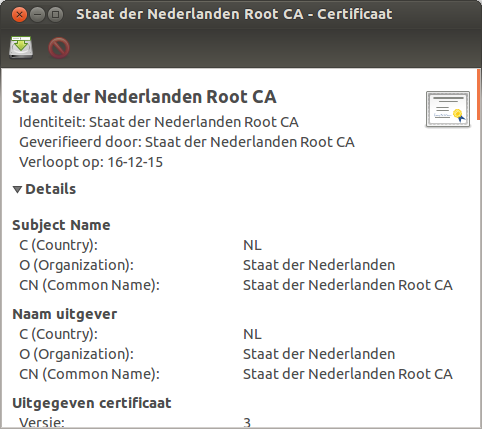 New Dutch legal framework could cause Mozilla to take off the Dutch CA from its trust list.