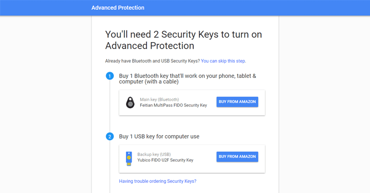 Google introduces new Advanced Protection feature to protect its users
