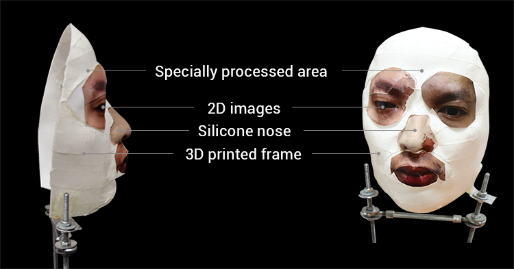 Experts bypass ultra secure Apple iPhone X Face ID with a 3D-Printed mask