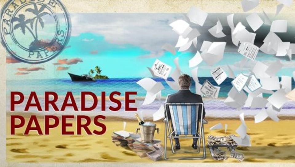Paradise Papers were the result of the hack of external attackers