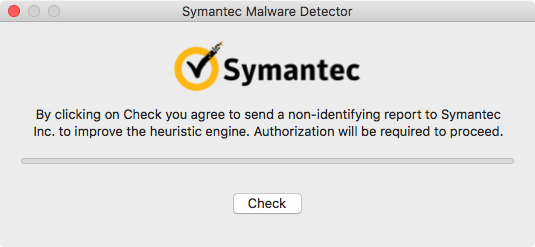 Crooks set up a fake Symantec Blog to spread the macOS Proton malware
