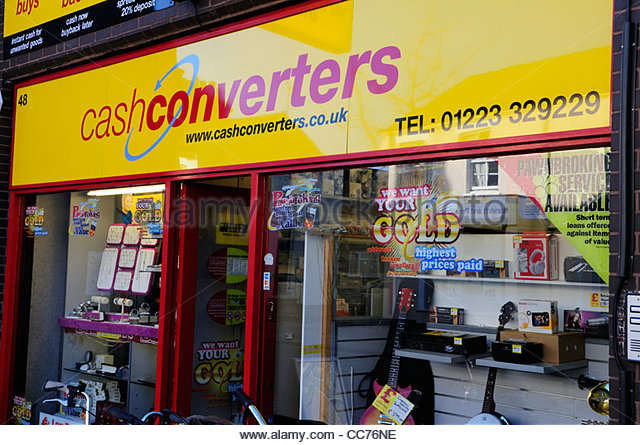 Cash Converters suffered a data breach, users of the old webshop are at risk