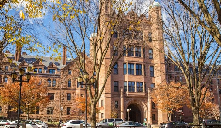Ten years ago someone breached into a server of the Yale University