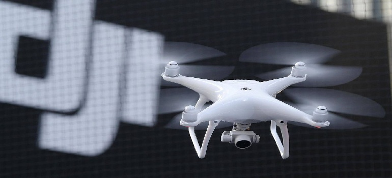 DJI drones may be sending data about U.S. critical infrastructure and law enforcement to China
