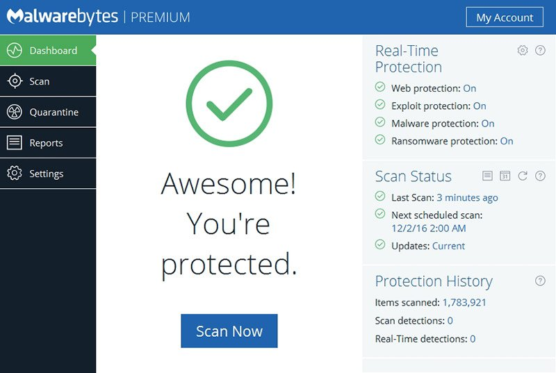 On Saturday Malwarebytes delivered a buggy update that caused excessive memory usage and crashes.