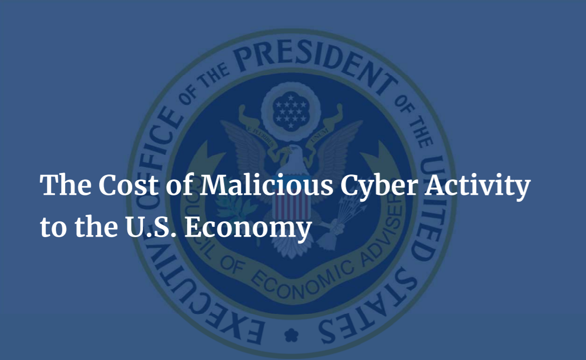 Cyberattacks cost the United States between $57 billion and $109 billion in 2016