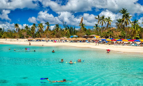 Public services at the Caribbean island Sint Maarten shut down by a cyber attack