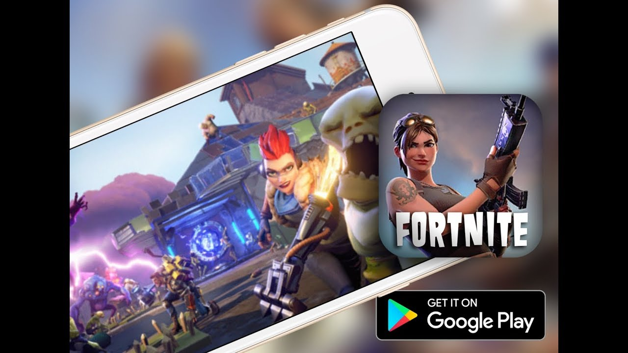 Don't install Fortnite Android APK because it could infect your mobile device