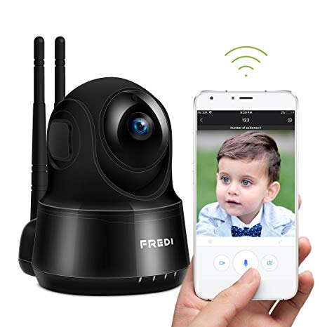 Vulnerabilities in Fredi Wi-Fi baby monitor can be exploited to use it a spy cam