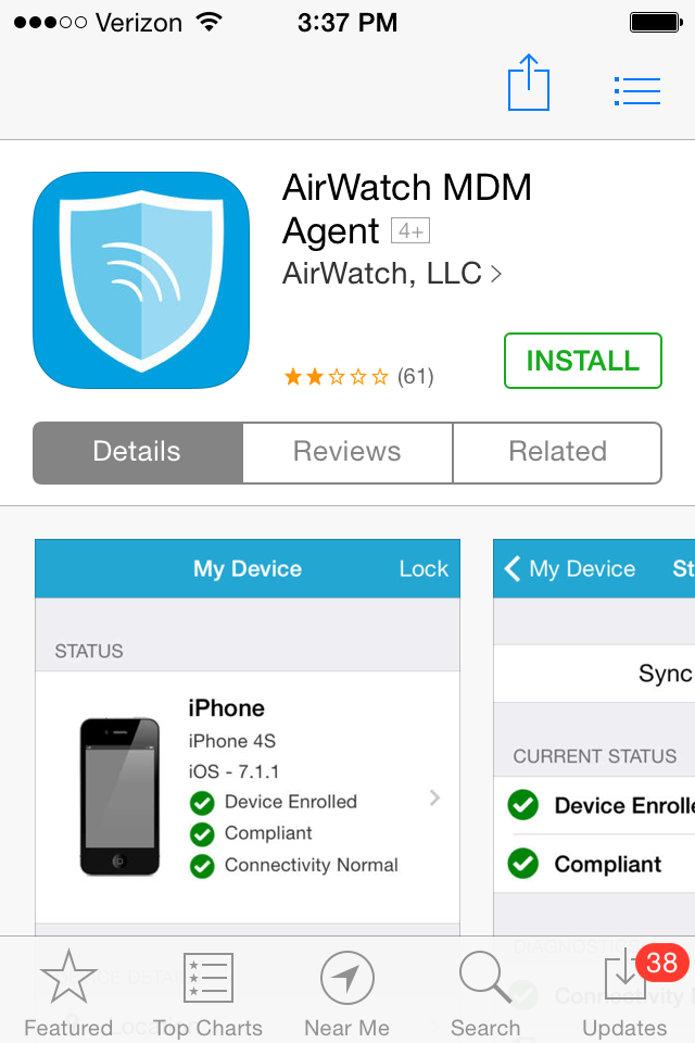 VMware addresses a critical remote code execution vulnerability in AirWatch Agent