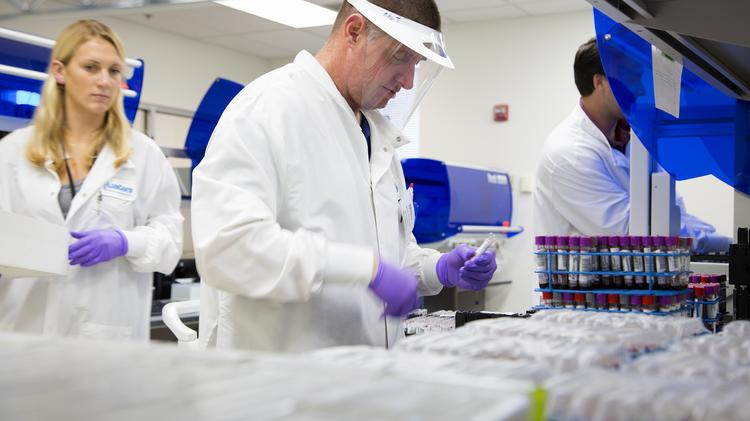 US Biggest Blood Testing Laboratories LabCorp suffered a security breach