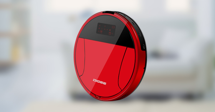 Experts disclose dangerous flaws in robotic Dongguan Diqee 360 smart vacuums