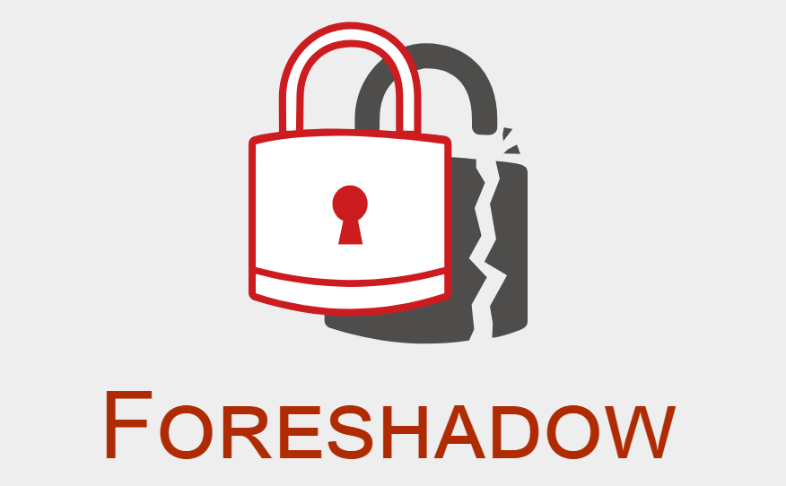 Foreshadow Attacks – experts found 3 new Intel CPU side-channel flaws