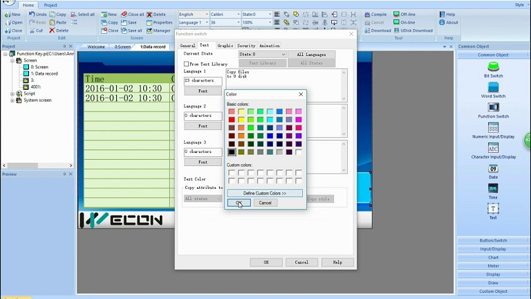 WECON PI Studio HMI software affected by code execution flaws