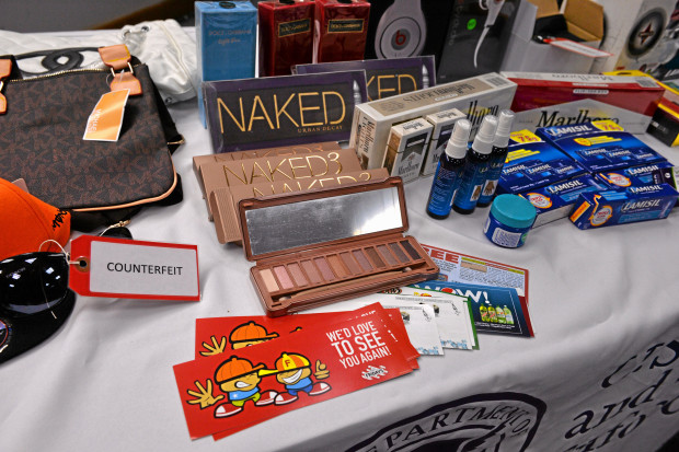 Online market for counterfeit goods in Russia has reached $1,5 billion