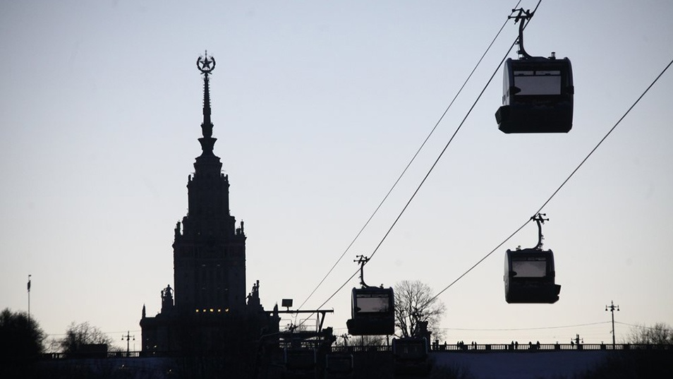 Moscow's New Cable Car closed due to a ransomware infection