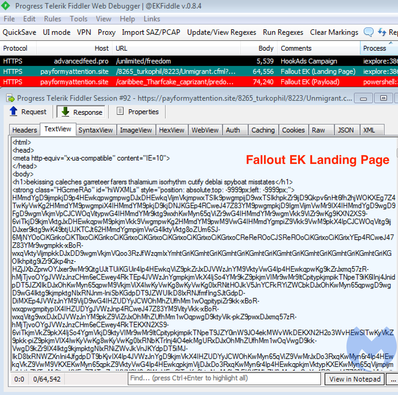 Fallout Exploit Kit now includes exploit for CVE-2018-15982 Flash zero-day