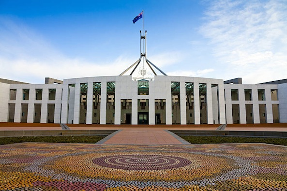 The Australian Parliament was hacked earlier this year
