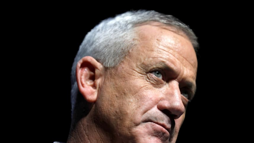 Israeli Candidate for PM Benny Gantz hacked by Iranian cyberspies