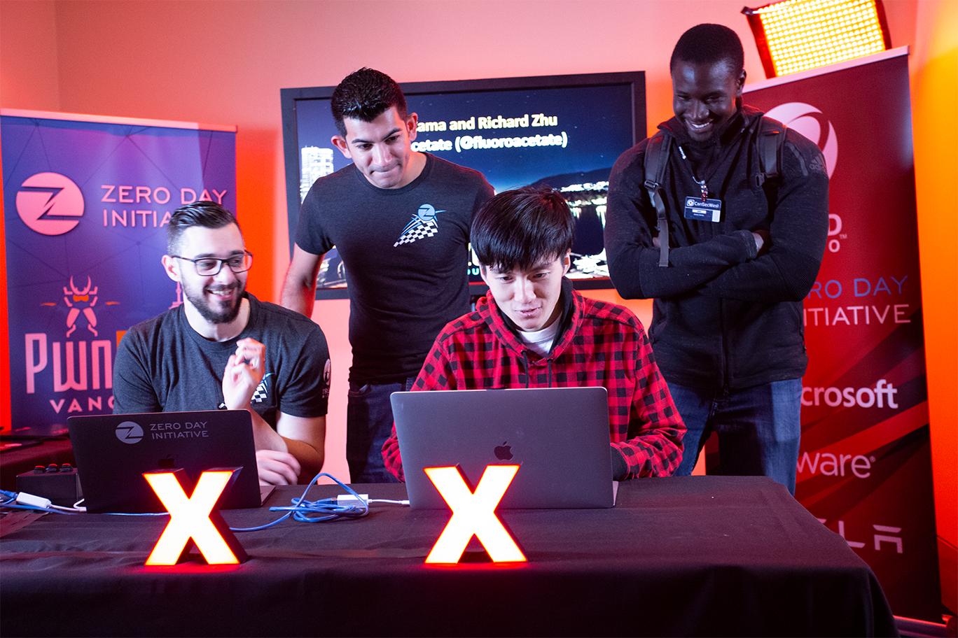 Pwn2Own 2019 Day 2 – Hackers earned $270,000 for Firefox, Edge hacks