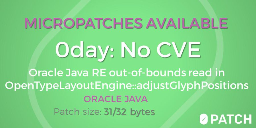Unofficial patches released for Java flaws disclosed by Google Project Zero