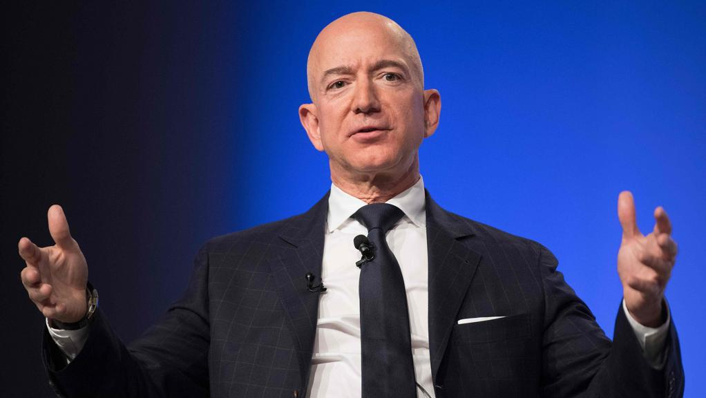 Jeff Bezos phone was hacked by Saudi crown prince