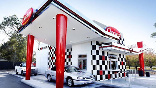 Checkers double drive-thru restaurants chain discloses card breach