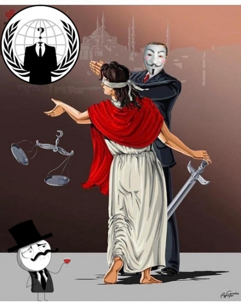 LulZSec and Anonymous Ita hackers published sensitive data from 30,000 Roman lawyers
